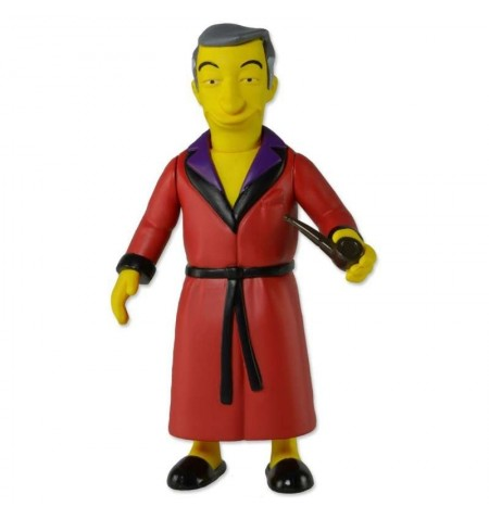 The Simpsons 25th anniversary - Yao Ming