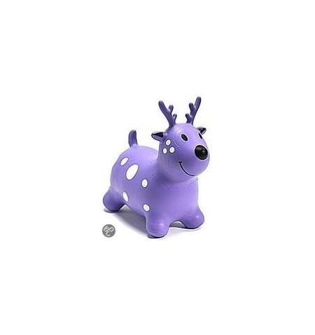 Happy Hopperz Purple Deer