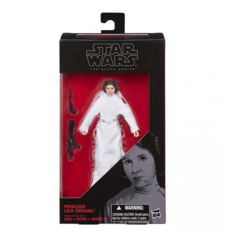 Star Wars Black series Princess Leia organa
