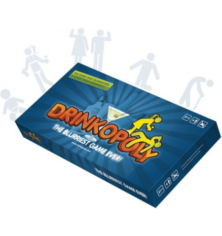 Drinkopoly - The blurriest game ever! English version