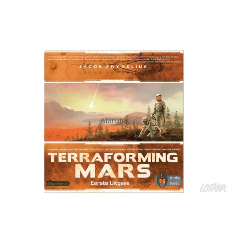 Terraforming NL