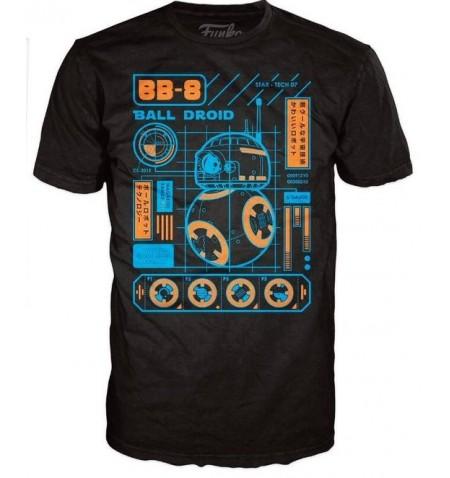 Batman Logo Black T-shirt XXL