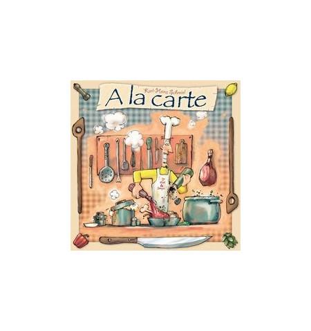 A la carte - Het Culinaire Kookspel - Nederlandstalig bordspel