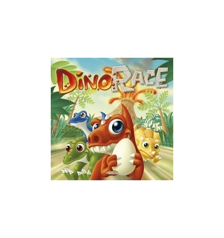 Dino Race - Board Game