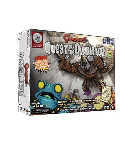 Quarriors! Dice Building Game - French/Français 2ieme ed