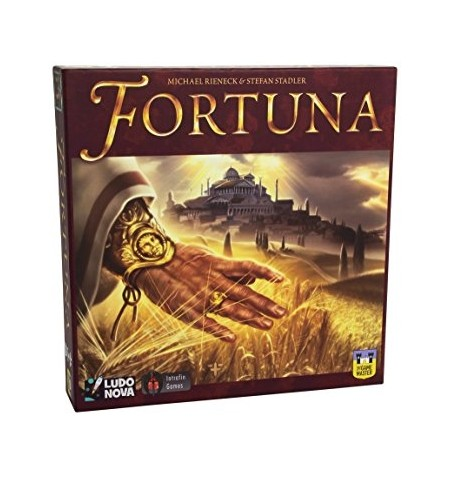 Fortuna - ENGLISH / FRENCH / DUTCH / SPANISH
