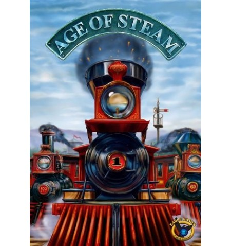 Age of Steam - Dutch