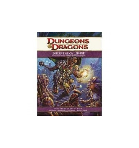 Dungeons & Dragons 4 : Intervention Divine - French