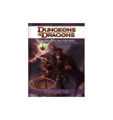 Dungeons & Dragons 4: Secret des Arcanes - French
