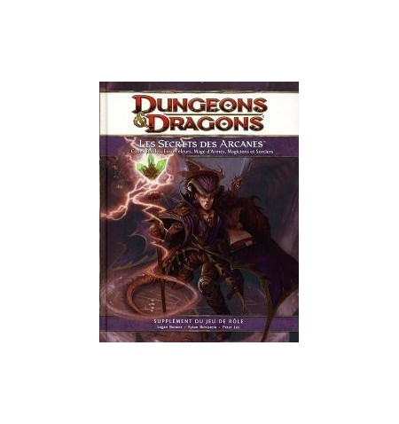 Dungeons & Dragons 4: Secret des Arcanes - French