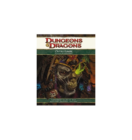 Dungeons & Dragons 4: Outre-tombe - French