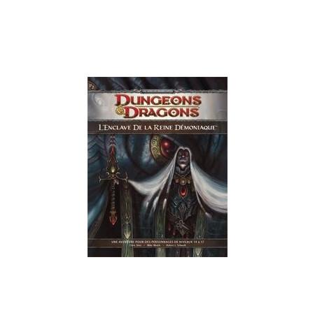 Dungeons & Dragons 4: Enclave de la reine Démonique - French