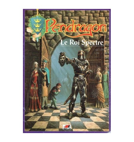 Pendragon Roi Spectre - French