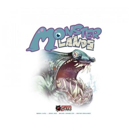 Monster Lands - Jeu de plateau - Français
