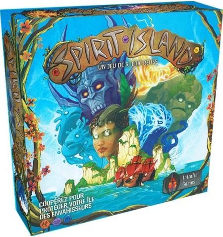 Spirit Island 2ième édition - Jeu de plateau Version Française