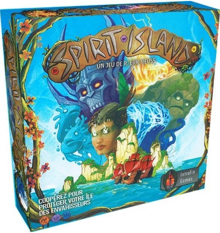 Spirit Island FR 2ième édition - Board Game