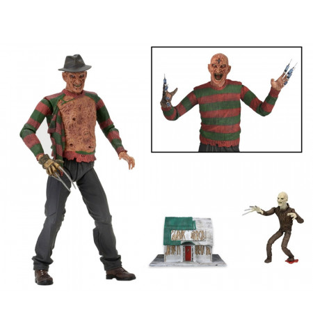 Nightmare on Elm Street - Dream Warrior Freddy 1/4 Scale Figure