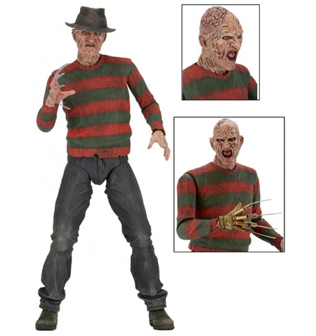 Nightmare on Elm Street Part 2 48cm Freddy - New Nightmare