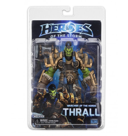 """Heroes of the Storm - Thrall - 7"""" Action Figure"""