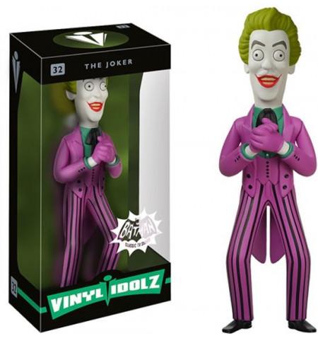 Vinyl Idolz: Batman - '66 TV Joker 20cm