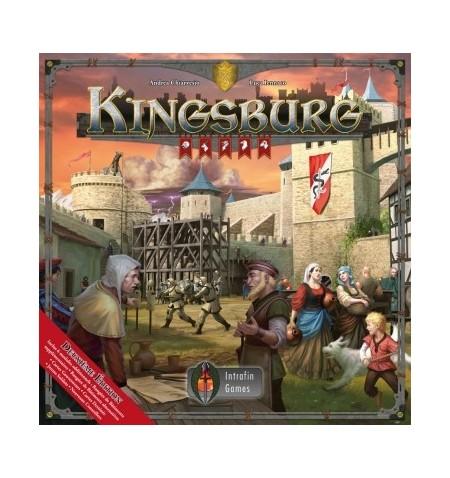 Kingsburg 2ième édition - Jeu de plateau Français