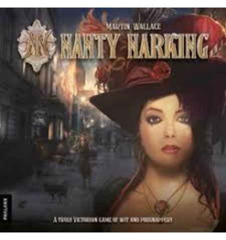 Nanty Narking EN Boardgame