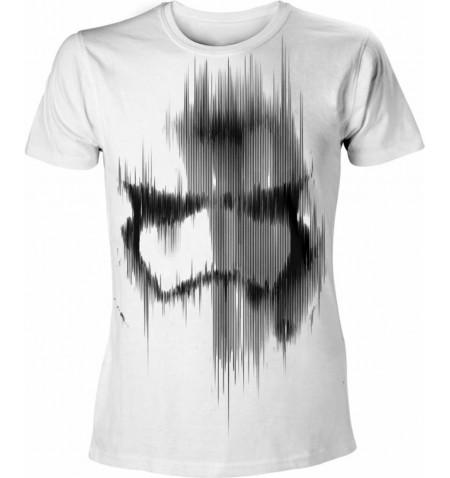 Star Wars T shirt faded Stormtrooper Medium