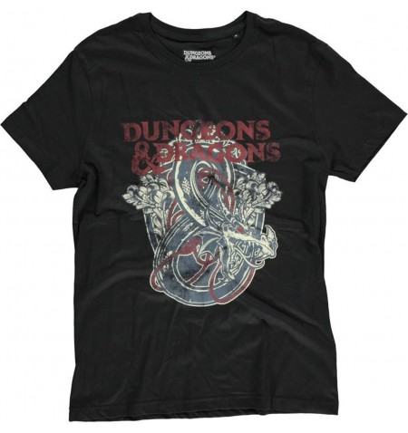 Dungens and Dragons Mens Tshirt 2 x Extra Large