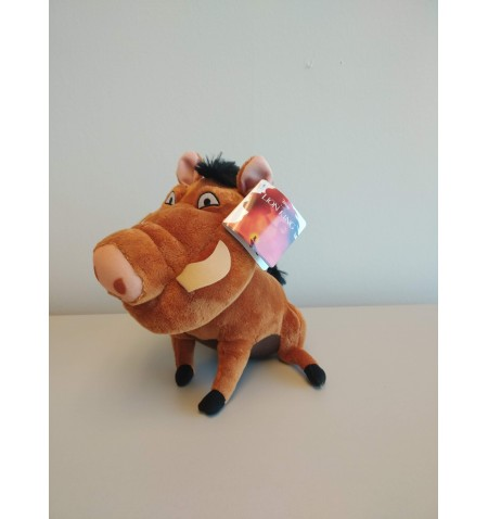The Lion King plush 25cm Pumbaa