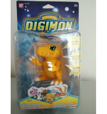 Digimon talking Agumon