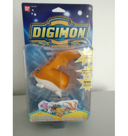 Digimon talking Gabumon