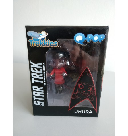 Star Trek - Uhura Q-Fig Figure