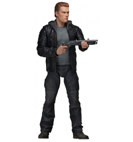 "Terminator Genisys 7"" Scale Action Figure T-1000 Police Disguise"