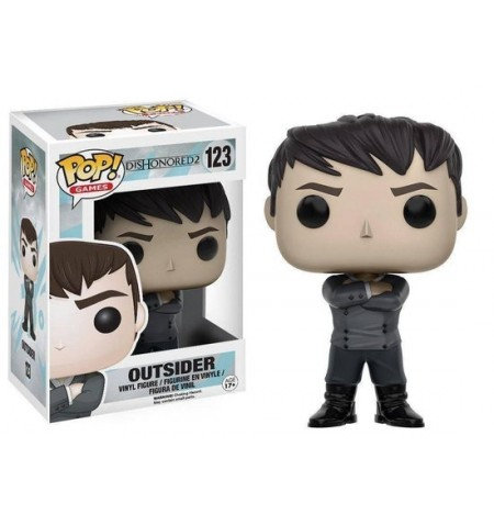 Funko Games 123  - Dishonored 2 - Outsider