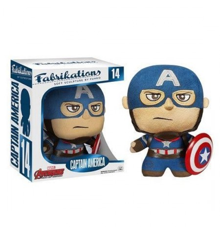 Fabrikations Plush - Avengers of Ultron - Captain Americ