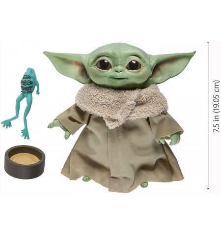 Star Wars The Child Talking Plush 19 cm