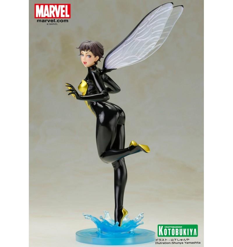 Marvel - Comic Wasp Bishoujo Statue
