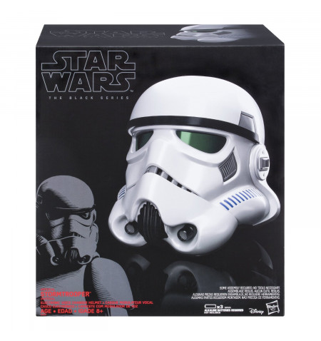 Star Wars EP VII - Black Series - Storm Trooper Helmet