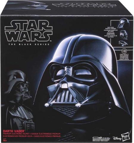 Star Wars EP VII - Black Series - Storm Trooper Helmet