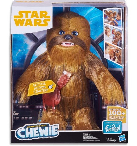 Star Wars - Chewbacca The Ultimate Copilot - Brought to Life by FurReal